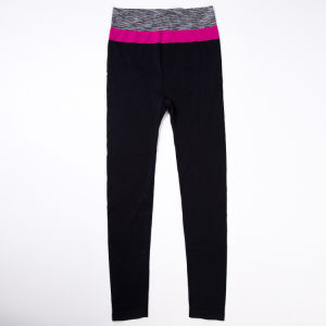 Women′s Power Flex Yoga Pants pictures & photos