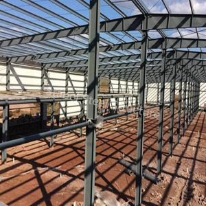 Prefabricated Steel Structure Warehouse for Sale pictures & photos
