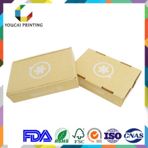 E Fluted Corrugated Box with Screen Printing Logo pictures & photos