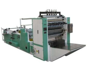Fully Automatic V Fold Towel Paper Machine-Single Fold pictures & photos