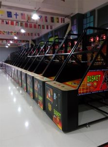 Luxury Shooting Basketball Machine From Mantong pictures & photos