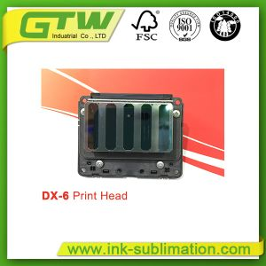 Advenced Dx-6 Print Head for Digital Inkjet High Speed Printing pictures & photos