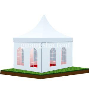 Aluminum Pergola Big Pagoda Canopy Sunshade Canopy Tent 10X10m pictures & photos