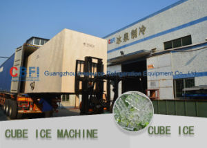 Ice Cube Machine for Hotels, Cocktail, Restaurant, Bars pictures & photos
