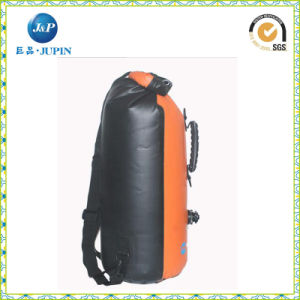 High Quality Double Backpack Strap 15L Waterproof Dry Bag (JP-WB033) pictures & photos