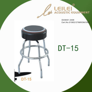 Adjustable Three Legs Drummer′s Throne Dt-15 pictures & photos