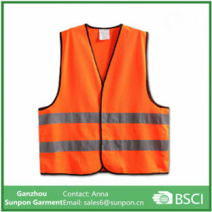 Reflective Vests Safety Jacket in Night Reflective Fabric Clothes pictures & photos