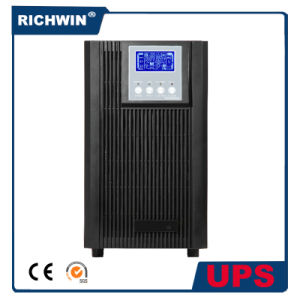 10kVA~20kVA High Frequency Pure Sine Wave Three Phase Online UPS pictures & photos