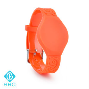 Watch Strap Passive Durable ISO15693 Wristband RFID Bracelets