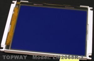 """320X240 3.8"""" Graphic LCD Display (LM2068R) pictures & photos"""