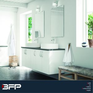 Modern Lacquer Vanity Cabinet Home Furniture pictures & photos