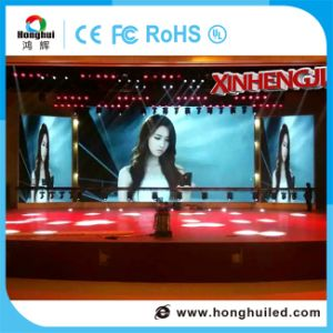 High Refresh Rate P10 Outdoor LED Display Screen for Rental pictures & photos