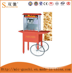 Sc Listed 8 Oz Popcorn Popper Machine with Cart pictures & photos