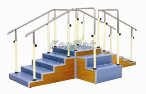 Two-Sided Walking Training Staircase for Sale pictures & photos