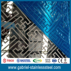 SUS204 304 4X8 Decorative Stainless Steel Sheet for Wall Panels pictures & photos