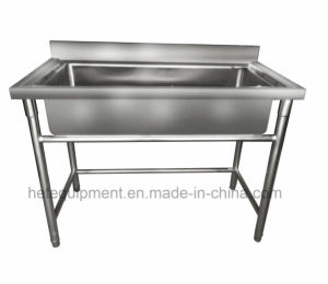 Good Selling Stainless Large Industrial Sink Exported to Malaysia pictures & photos