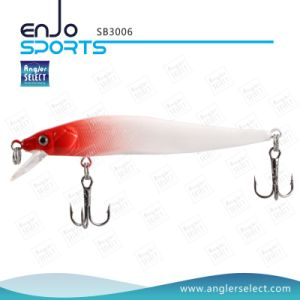 Stick Bait Fishing Gear Fishing Lure with Vmc Treble Hooks pictures & photos