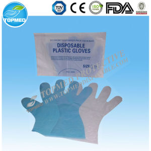 Disposable HDPE/LDPE Gloves Cleaning Gloves for Food Grade Manufacture pictures & photos