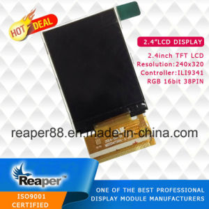 2.4inch Qvga 240*320 TFT LCD Module with Resistive Touch Screen pictures & photos