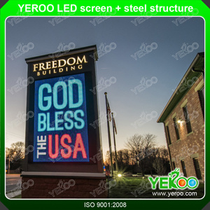 HD Outdoor Advertising LED Display Billboard Concert LED Screen Digital Display pictures & photos