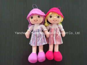 Plush Doll with Beautiful Clothes pictures & photos