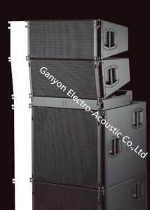 "V8 Dual 10"" 3 Way Mini Line Array Speaker for Outdoor and Indoor Show pictures & photos"