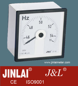 Long Scale Frequency Hz Meter with Ce pictures & photos
