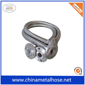 ISO Standard Wire Braided Stainless Steel Flex Tube pictures & photos