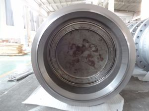 Dn1000-Pn40 Wafer Type Tilting Disc Check Valve pictures & photos