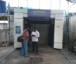 Piranha Reciprocating High Speed Car Wash Machine System Equipment Clean System Manufacture Factory pictures & photos