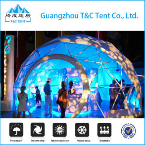 Geodesic Dome House China Low Cost Prefab Houses Prefabricated Fiberglass Greenhouses and Villas pictures & photos