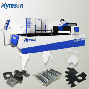 Fiber Laser Cutter for Window Hollow Designation pictures & photos