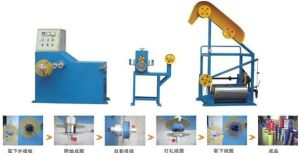 Premium Speed Auto Cable Wire Coiling Machine/Cable Coiling Machine pictures & photos