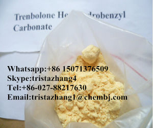 4-Cdc Trenbolone Cyclohexylmethyl Carbonate CAS 23454-33-3 pictures & photos