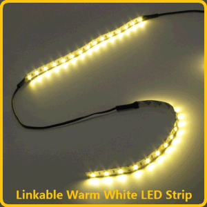 Linkable Warm White LED Strip pictures & photos