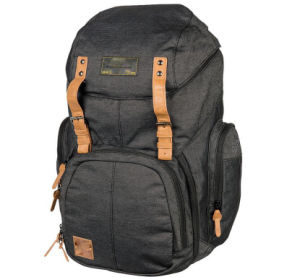Brand Custom China Fashion Stylish Black Best Sports Rucksack Backpack pictures & photos