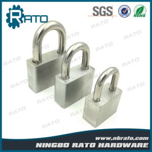 Heavy Duty Square Stainless Steel Padlock for Warehouse pictures & photos