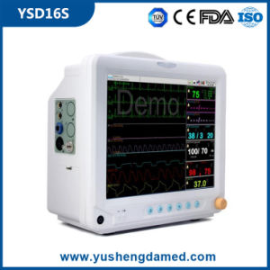 High Qualified Hospital Medical Diagnosis Equipment Patient Monitor Ysd16s pictures & photos