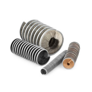 Rotary and Coil Brush for Solder Joints pictures & photos