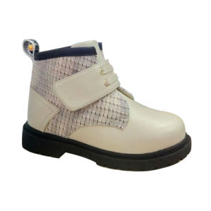 2017 Latest Kids Comfy Boots Support Shoes Health School Shoes pictures & photos