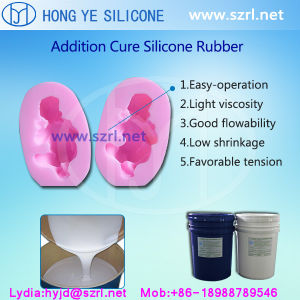 Manufactures of Liquid Silicone Rubber for 20 Years pictures & photos