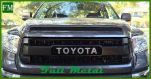 OEM for Toyota Tundra ABS Front Bumper Grill Guard pictures & photos