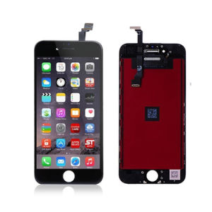 LCD Touch Screen Replacement for iPhone 6 4.7 Inch Black pictures & photos