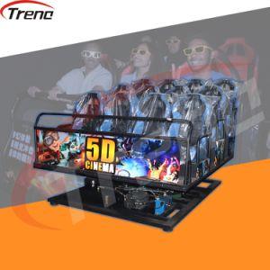 5D 7D Motion Cinema Manufacturer 5D 7D Ride Theater Simulator pictures & photos