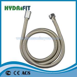 Stainless Steel Spring Shower Hose (HY6020) pictures & photos