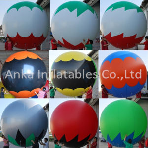 Colorful Inflatable PVC Helium Balloon for Celebration pictures & photos