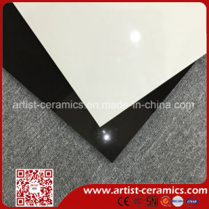 Super White Nano Polished Tiles Porcelain Tiles pictures & photos