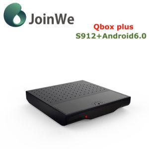 Set Top Box Km8p Amlogic S912 Android 6.0 Ott TV Box pictures & photos