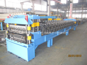 Corrugated Sheet and Galvanized Steel Sheet Roll Forming Machine pictures & photos