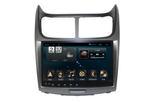 New Ui Android System Car Navigation for Sail 2010 with GPS Car Video